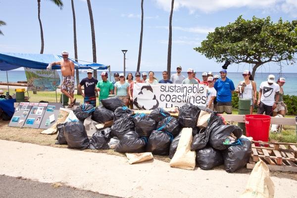 Kailua Beach Cleanup
