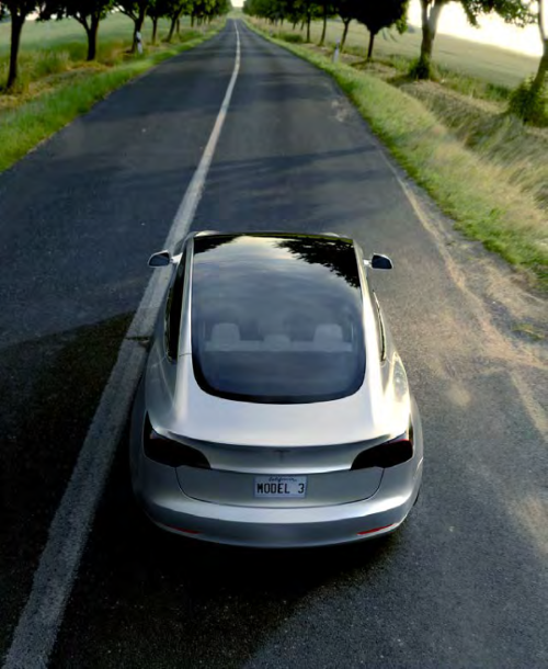 Photos: Tesla Motors
